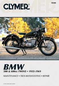 Bilde av Clymer Manuals BMW 500 & 600cc