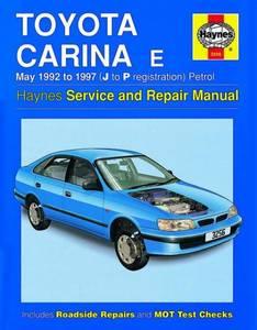 Bilde av Toyota Carina E Petrol (May 92 -