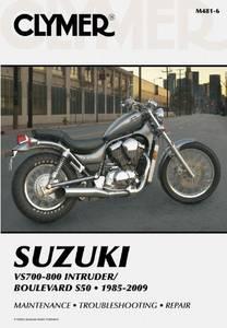 Bilde av Clymer Manuals Suzuki VS700-800