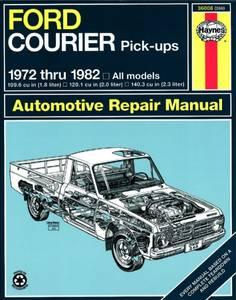 Bilde av Ford Courier Pick-up (72 - 82)