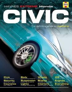 Bilde av Haynes Extreme Honda Civic