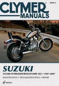 Bilde av Clymer Manuals Suzuki VS1400