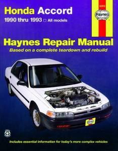 Bilde av Honda Accord (90 - 93) (USA)