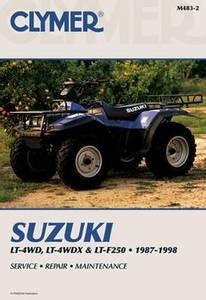 Bilde av Suzuki LT-4WD, LT-F4WDX and