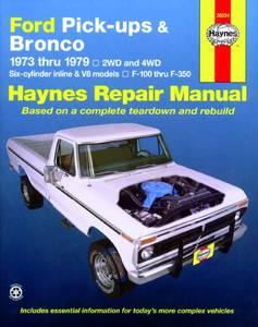 Bilde av Ford Pick-ups and Bronco (73 -