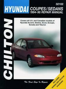 Bilde av Hyundai Coupes/Sedans (94 - 98)