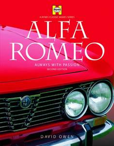 Bilde av Alfa Romeo: Haynes Classic Makes