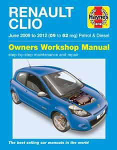 Bilde av Renault Clio (Jun '09-'12)