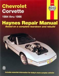 Bilde av Chevrolet Corvette (84 - 96)