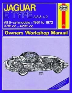Bilde av Jaguar E Type (61 - 72) up to L,