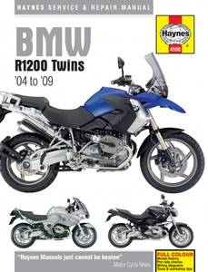 Bilde av BMW R1200 Twins (04 - 09)