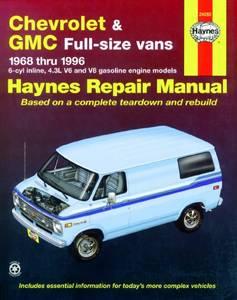 Bilde av Chevrolet and GMC Vans (68 - 96)