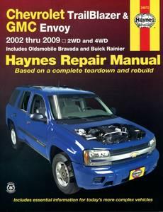 Bilde av Chevrolet Trailblazer & GMC
