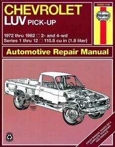 Bilde av Chevrolet Luv Pick-up (72 - 82)