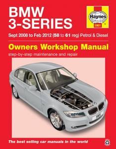 Bilde av BMW 3-Series (08 - 12)