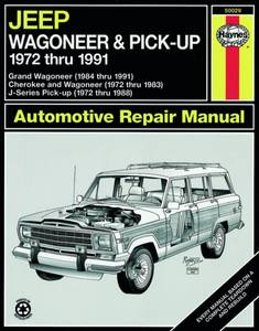 Bilde av Jeep Wagoneer and Pick-up (72 -