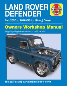 Bilde av Land Rover Defender Diesel (Feb