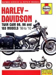 Bilde av Harley-Davidson Twin Cam 88, 96