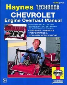 Bilde av Chevrolet Engine Overhaul Manual