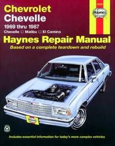 Bilde av Chevrolet Chevelle, Malibu and