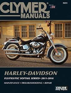 Bilde av Harley-Davidson FLS/FXS/FXC