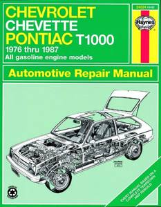 Bilde av Chevrolet Chevette and Pontiac