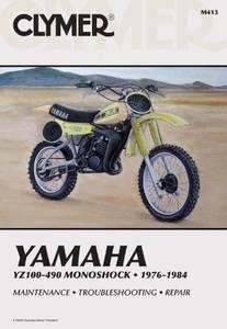 Bilde av Clymer Manuals Yamaha YZ100-490