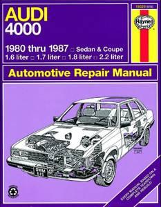 Bilde av Audi 4000 (80 - 87) (USA)