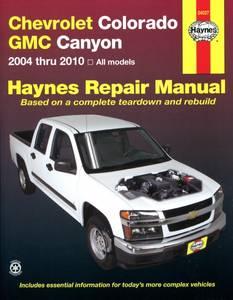 Bilde av Chevrolet Colorado & GMC Canyon