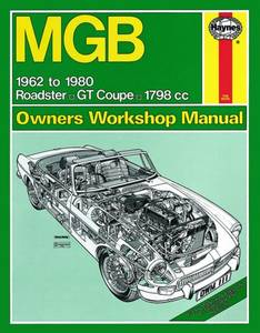 Bilde av MGB (62 - 80) up to W