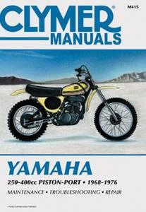 Bilde av Clymer Manuals Yamaha 250-400cc