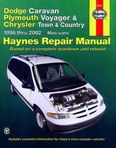 Bilde av Dodge Caravan, Plymouth Voyager