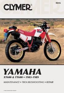 Bilde av Clymer Manuals Yamaha XT600,