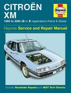 Bilde av Citroen XM Petrol and Diesel (89