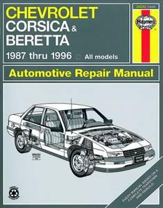 Bilde av Chevrolet Corsica/Beretta (87 -