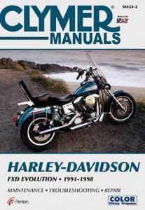 Bilde av Harley-Davidson FXD Evolution