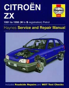 Bilde av Citroen ZX Petrol (91 - 98) H to