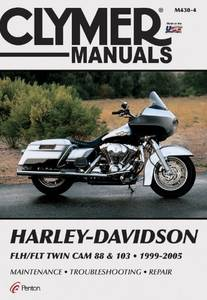 Bilde av Harley-Davidson FLH/FLT Twin Cam