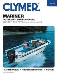Bilde av Clymer Manuals Mariner 2 - 220