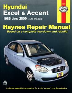 Bilde av Hyundai Excel and Accent (86 -