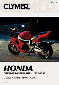 Bilde av Clymer Manuals Honda