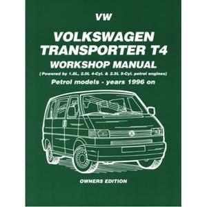 Bilde av VW Transporter T4 Petrol