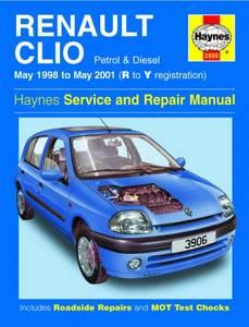 Bilde av Haynes, Renault Clio (98-01)