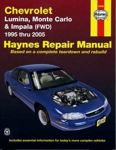 Bilde av Chevrolet Lumina, Monte Carlo &