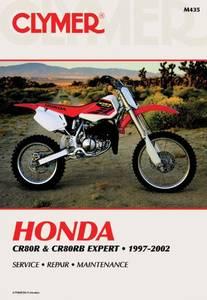 Bilde av Clymer Manuals Honda CR80R,