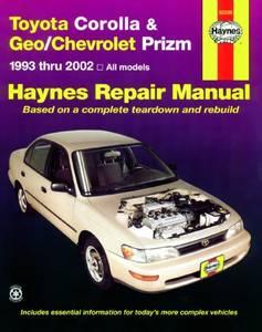 Bilde av Toyota Corolla and Geo/Chevrolet