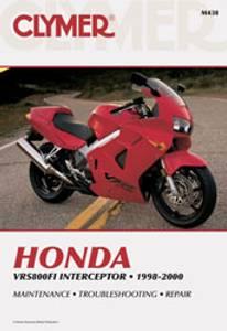 Bilde av Clymer Manuals Honda VFR800FI