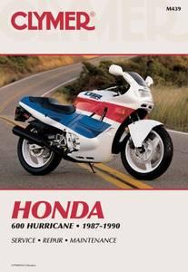 Bilde av Clymer Manuals Honda CBR600F