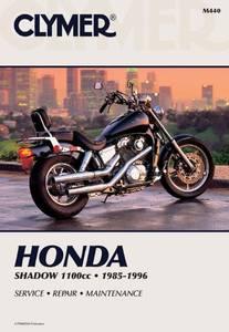 Bilde av Clymer Manuals Honda VT1100C