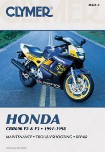 Bilde av Clymer Manuals Honda CBR600 F2 &